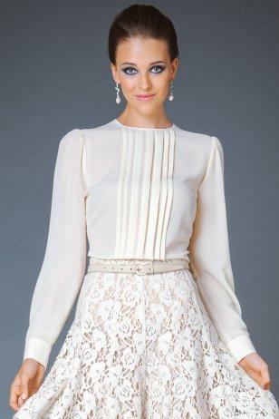 Красивые Платья И Блузки