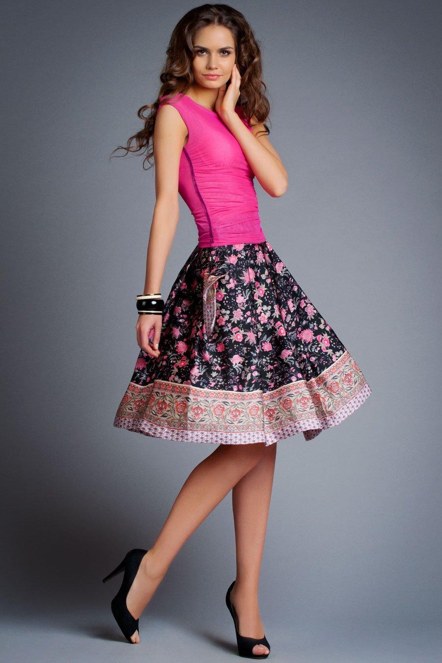 Легкая юбка доставка