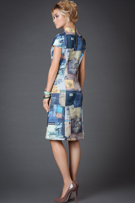 Платья Плотные Доставка